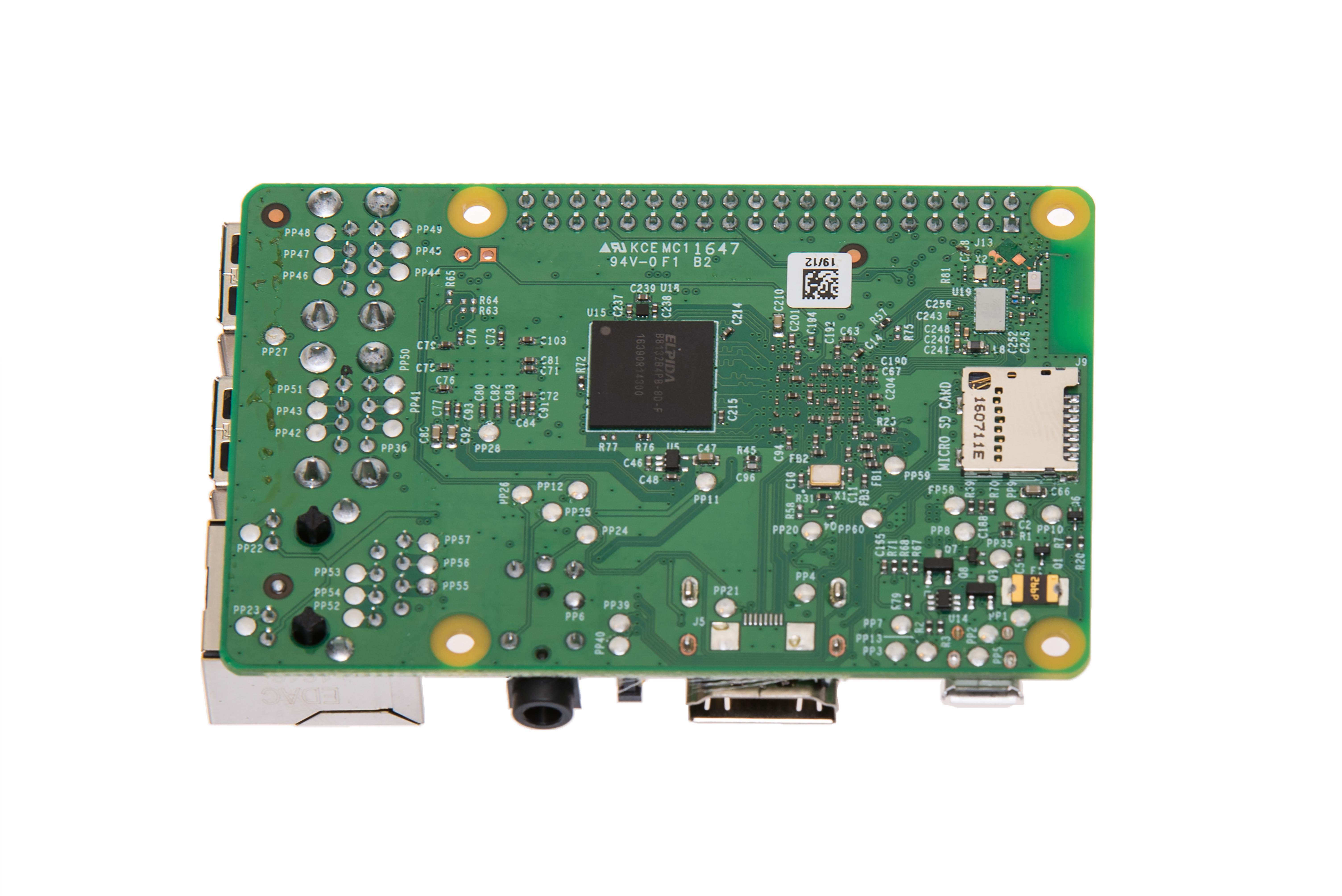 Raspberry Pi 3 Model B Unipi Circuit Diagram